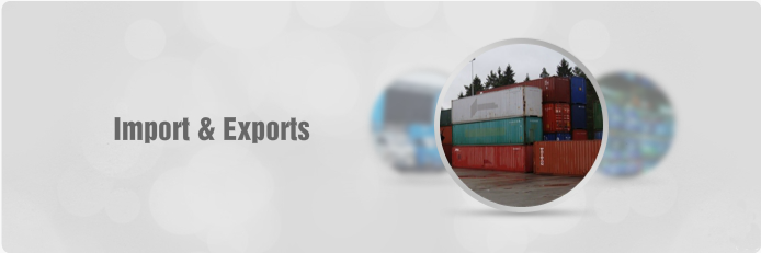 Imports and Exports for Enterprise Resource Planning